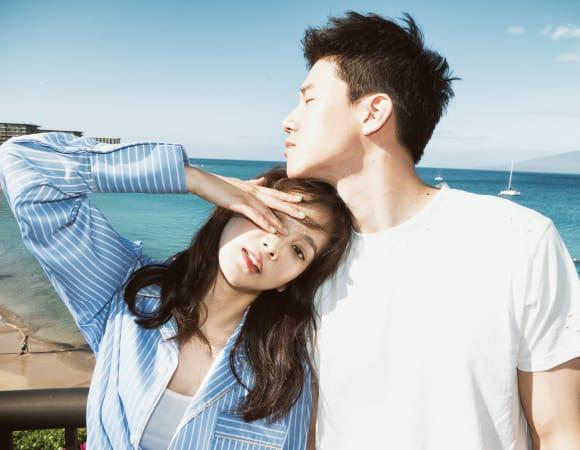 사랑한다면 이들처럼! 윤승아 김무열 커플의 하와이 여행
