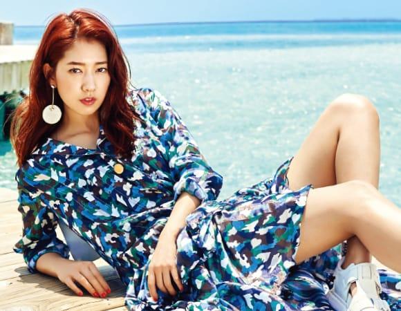 여름날, 박신혜