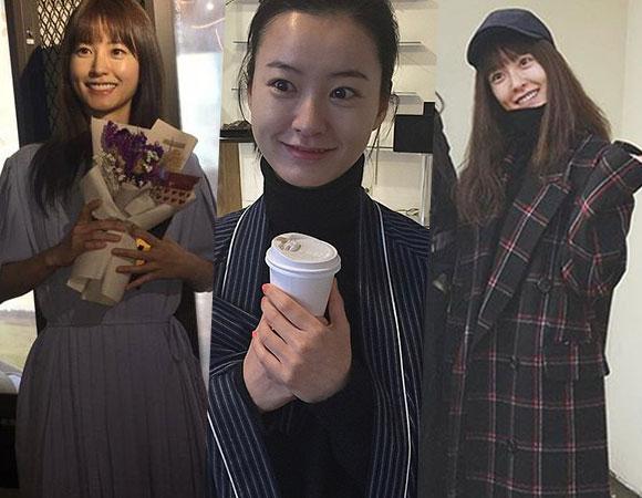 정유미의 패션 친구들